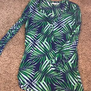 Old Navy Palm Tunic